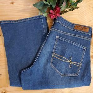 Levi's DENIZEN Modern Boot Cut Medium Wash Jeans